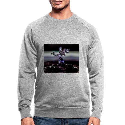 Delphin - Männer Bio-Sweatshirt