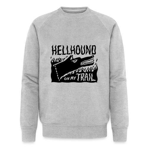 Hellhound on my trail - Men's Organic Sweatshirt by Stanley & Stella