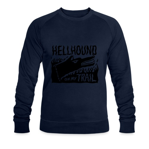 Hellhound on my trail - Men's Organic Sweatshirt