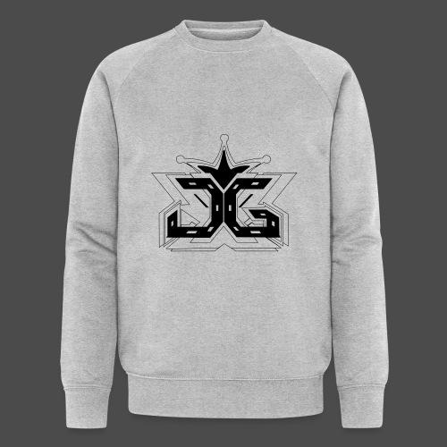 LOGO OUTLINE SMALL - Men's Organic Sweatshirt by Stanley & Stella