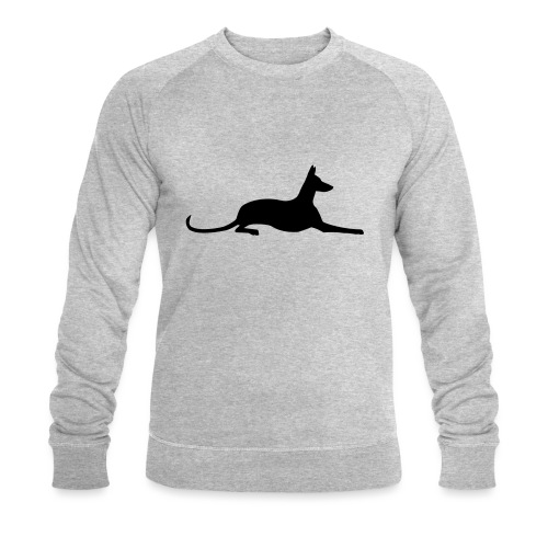 Podenco - Männer Bio-Sweatshirt von Stanley & Stella