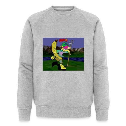 Bruno II - Økologisk sweatshirt for menn