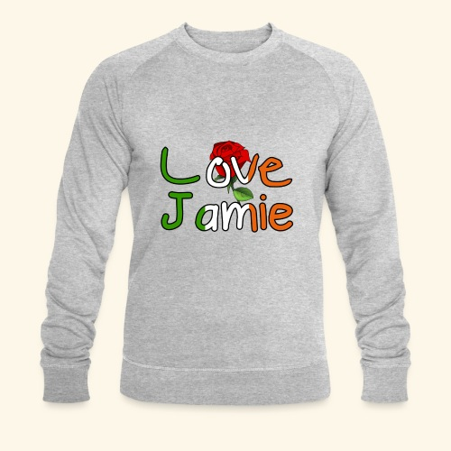 Jlove - Men's Organic Sweatshirt by Stanley & Stella