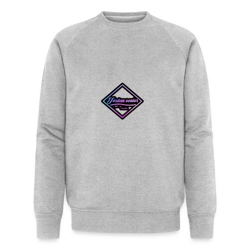 jordan sennior logo - Men's Organic Sweatshirt by Stanley & Stella