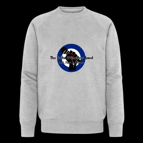 Grits & Grooves Band - Men's Organic Sweatshirt by Stanley & Stella