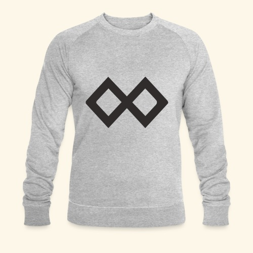 TenX Logo - Männer Bio-Sweatshirt von Stanley & Stella