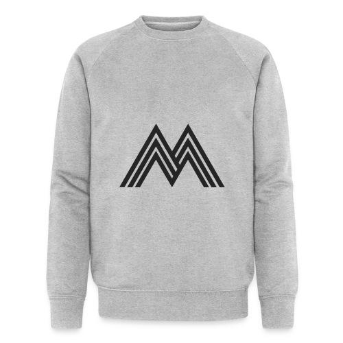 Merchandise With Deejay Michiel logo - Mannen bio sweatshirt van Stanley & Stella