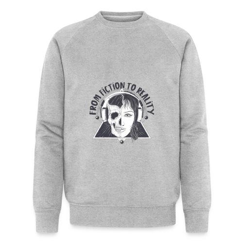 ''From Fiction To Reality'' Merchandise - Mannen bio sweatshirt van Stanley & Stella