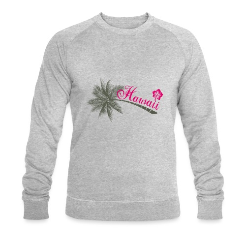 hawaii - Sweat-shirt bio Stanley & Stella Homme