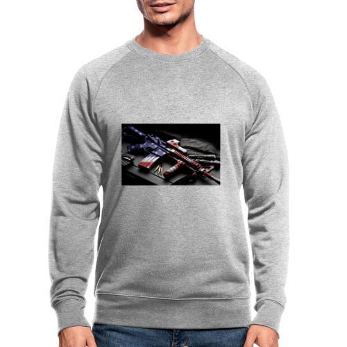 American Gangster - Männer Bio-Sweatshirt