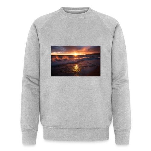 Magic sunset - Sudadera ecológica hombre de Stanley & Stella