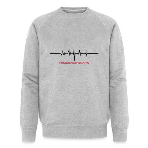 Frequenztherapie Drunk - Männer Bio-Sweatshirt von Stanley & Stella