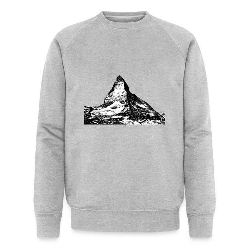 Swiss Alps - Männer Bio-Sweatshirt von Stanley & Stella