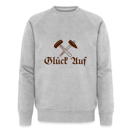 S E Briccius - Männer Bio-Sweatshirt von Stanley & Stella