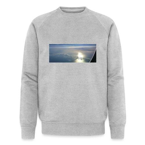 Flugzeug Himmel Wolken Australien - 3. Motiv - Männer Bio-Sweatshirt von Stanley & Stella