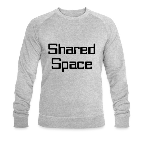 Shared Space - Männer Bio-Sweatshirt