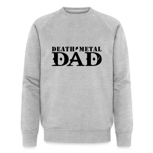 death metal dad - Mannen bio sweatshirt