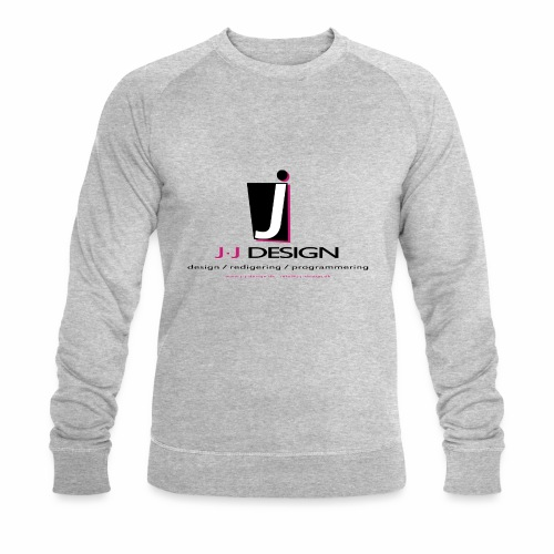 LOGO_J-J_DESIGN_FULL_for_ - Økologisk Stanley & Stella sweatshirt til herrer