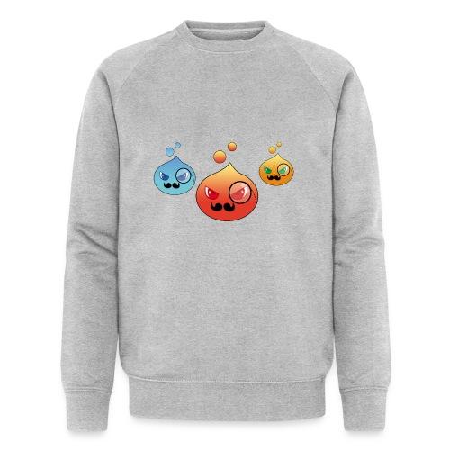 Outlezz - Gentlemen Slime - Männer Bio-Sweatshirt von Stanley & Stella