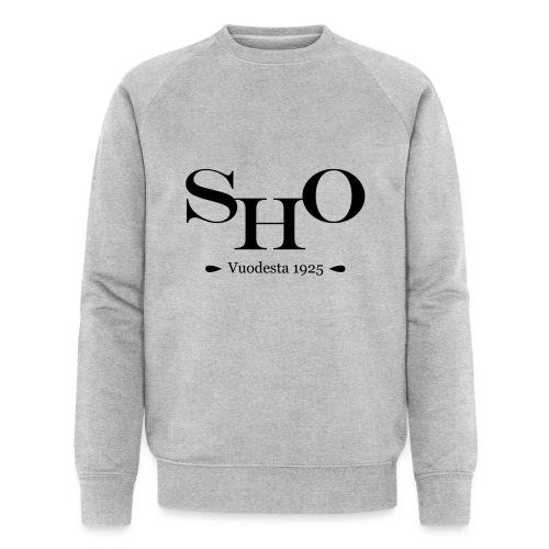 SHO - Miesten luomucollegepaita