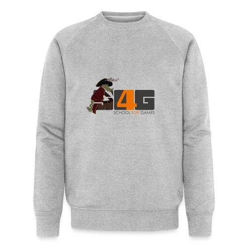 Tshirt 01 png - Männer Bio-Sweatshirt von Stanley & Stella