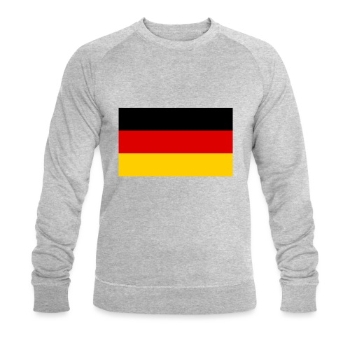 2000px Flag of Germany svg - Männer Bio-Sweatshirt von Stanley & Stella