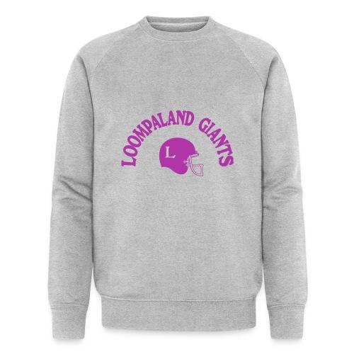 Willy Wonka heeft een team - Mannen bio sweatshirt van Stanley & Stella