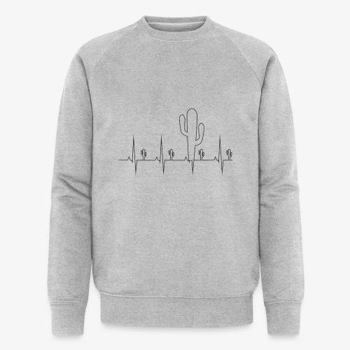 Kaktusowy puls - Ekologiczna bluza męska Stanley & Stella
