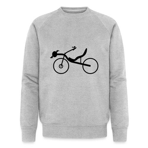 Raptobike - Männer Bio-Sweatshirt