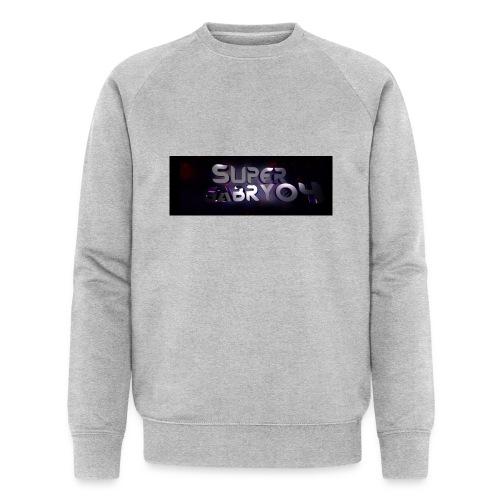 SUPERGABRY04 - Felpa ecologica da uomo di Stanley & Stella