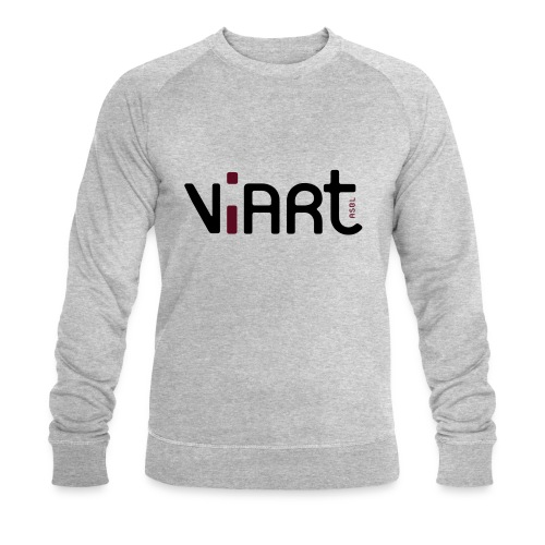 viart logo vect 2coul - Männer Bio-Sweatshirt von Stanley & Stella