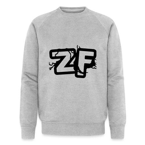 Zckrfrk BLACK Edition - Männer Bio-Sweatshirt