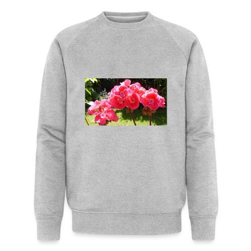 floral - Men's Organic Sweatshirt by Stanley & Stella