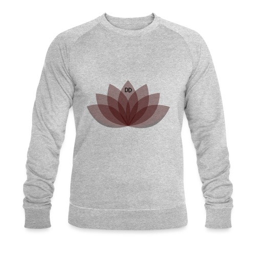 #DOEJEDING Lotus - Mannen bio sweatshirt