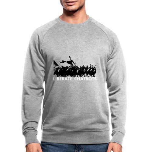 LiberateChatbots - Sweat-shirt bio