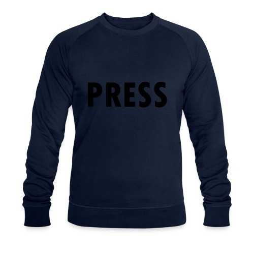 press - Männer Bio-Sweatshirt von Stanley & Stella