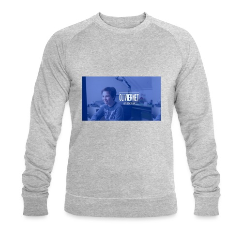 banner 3 jpg - Mannen bio sweatshirt van Stanley & Stella