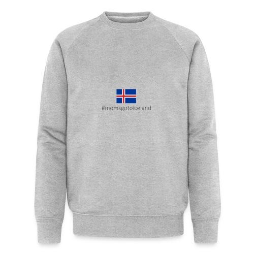 Iceland - Men's Organic Sweatshirt by Stanley & Stella