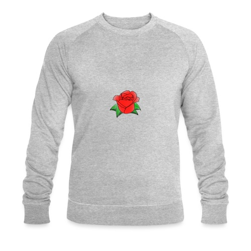 Rosa - Felpa ecologica da uomo