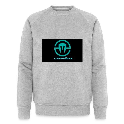 xxImmortalScope throwback - Men's Organic Sweatshirt by Stanley & Stella