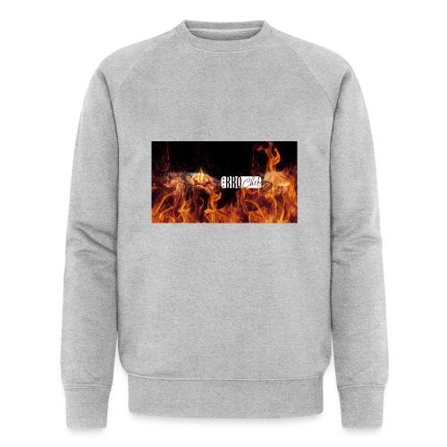 Barbeque Chef Merchandise - Men's Organic Sweatshirt by Stanley & Stella