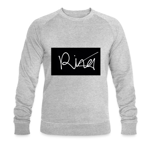 Autogramm - Männer Bio-Sweatshirt