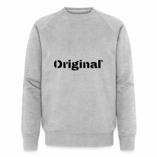 Original, by 4everDanu - Männer Bio-Sweatshirt von Stanley & Stella