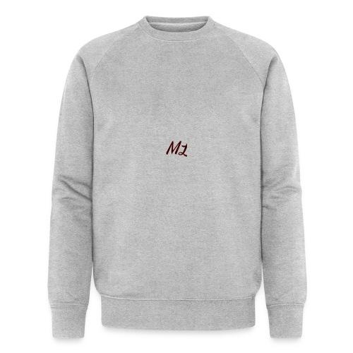 ML merch - Men's Organic Sweatshirt
