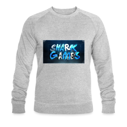 SharkGames - Felpa ecologica da uomo