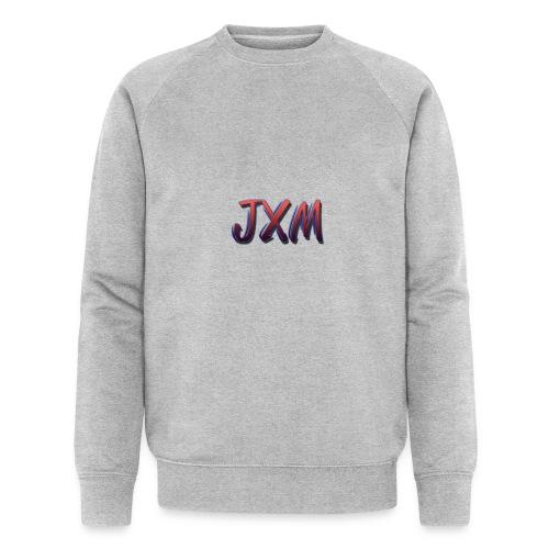 JXM Logo - Men's Organic Sweatshirt by Stanley & Stella