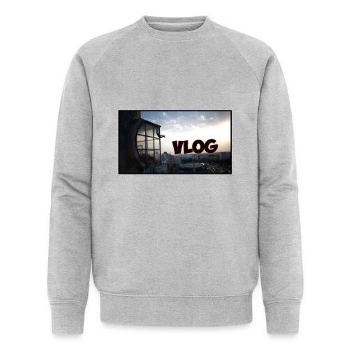 Vlog - Men's Organic Sweatshirt by Stanley & Stella