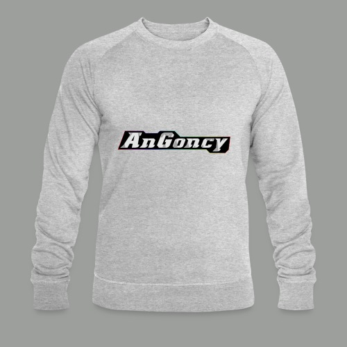 My new limited logo - Men's Organic Sweatshirt