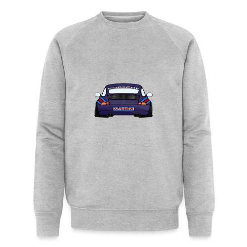 Magenta maritini Sports Car - Men's Organic Sweatshirt by Stanley & Stella