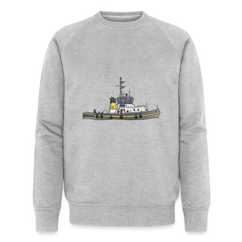 Schlepper Schleppschiff c - Männer Bio-Sweatshirt von Stanley & Stella